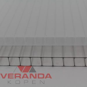 Lexan Thermoclear Plus 2UV - 2RS 10mm polycarbonaat