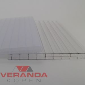 Lexan Thermoclear Plus 2UV - 3TS - 16mm - 1050mm breed polycarbonaat