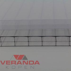 Lexan Thermoclear Plus 2UV - 3TS - 16mm - 1250mm breed polycarbonaat