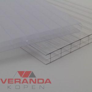 Lexan Thermoclear Plus 2UV - 3TS - 16mm - 980mm breed polycarbonaat